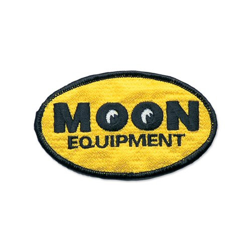 MOON Patch/Aufnäher, MOON Equipment