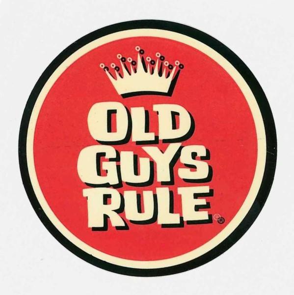 Aufkleber OGR Crown Logo