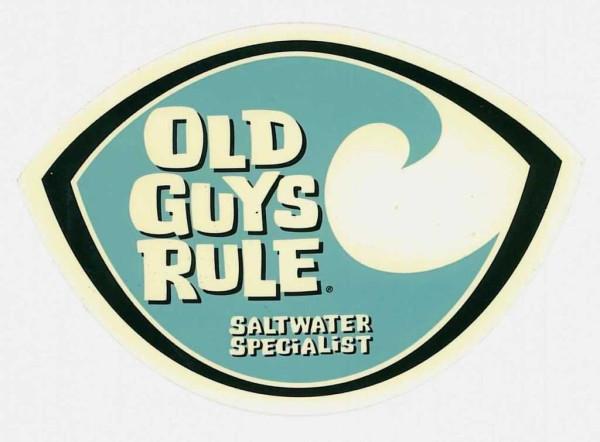 Aufkleber OGR Saltwater Specialist