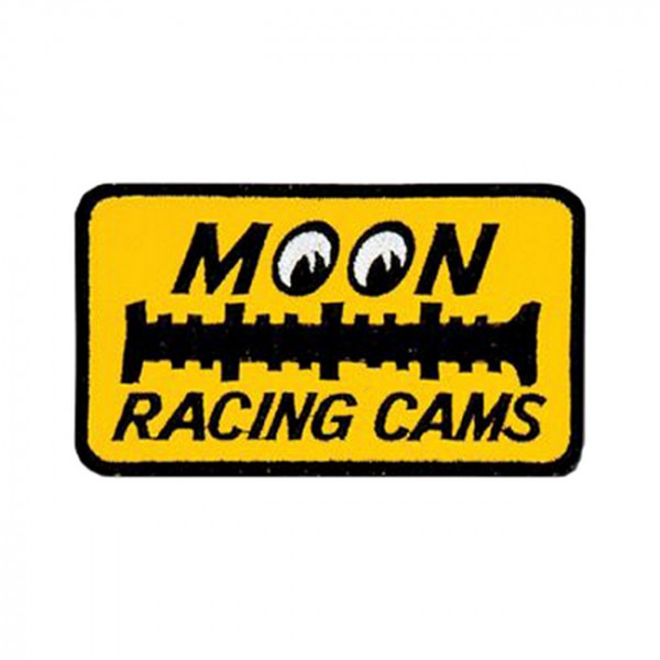 MOON Patch/Aufnäher, Racing Cams