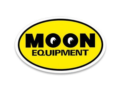 MOON Equipment Sticker