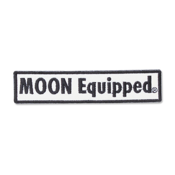 MOON Equipped Patch/Aufnäher