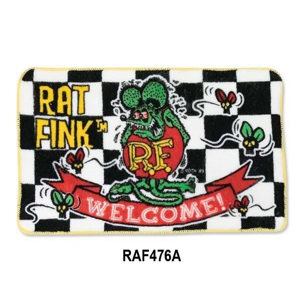 Fußmatte Rat Fink