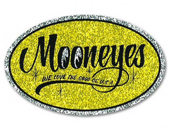 MOONEYES Oval