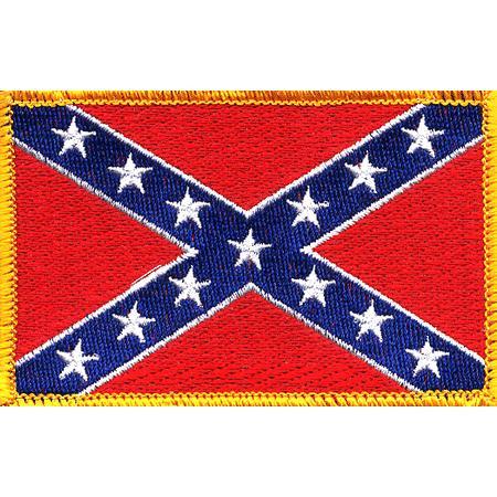 Aufnäher/Patch Südstaaten Flagge