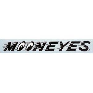 Mooneyes Stoßstangenaufkleber