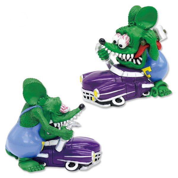 Rat Fink Kustom Stature