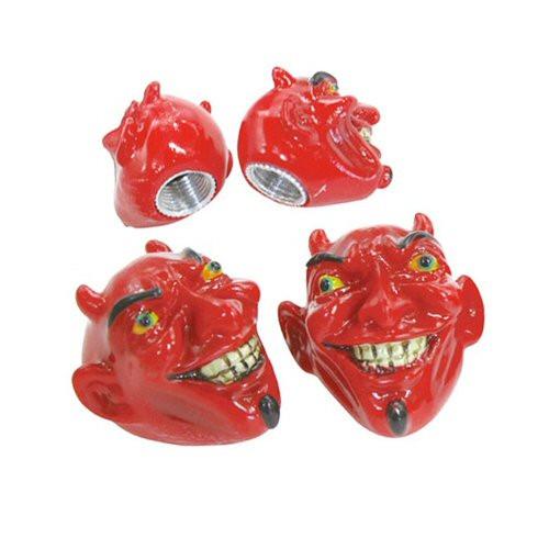 Mooneyes Ventilkappen Teufel, Hotrod Kult Custom