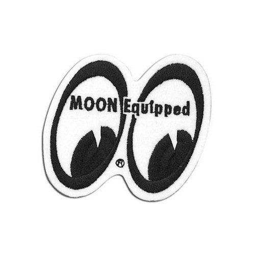 MOON Aufnäher/Patch, Equipped Eyeshape