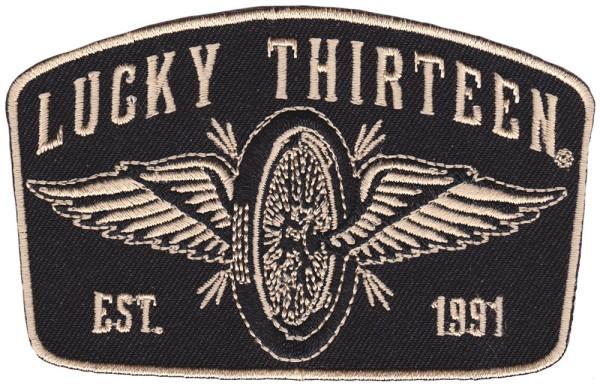 Aufnäher/Patch Lucky Thirteen Speedster Patch