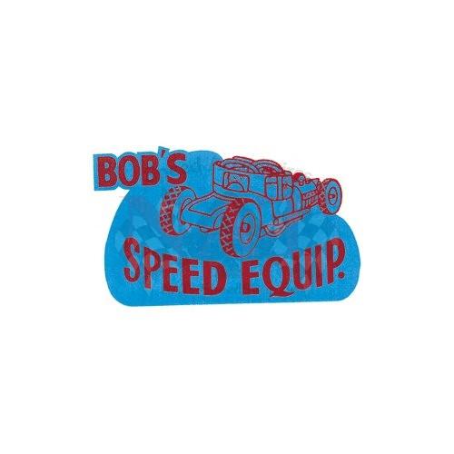 "Aufkleber ""BOB'S SPEED EQUIP."""
