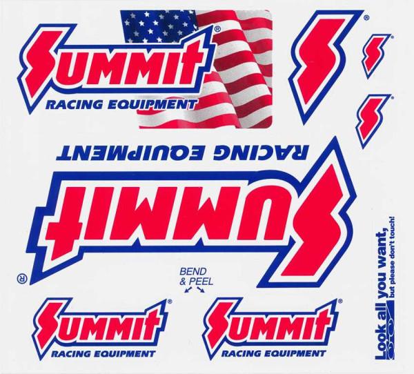 Aufkleber Set Summit