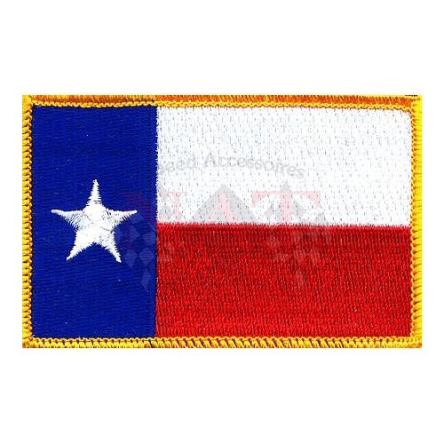 Aufnäher/Patch Texas Flagge