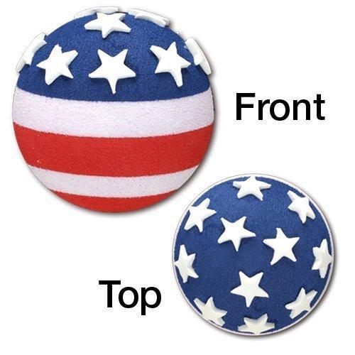 "Antennenball ""USA Flagge"""