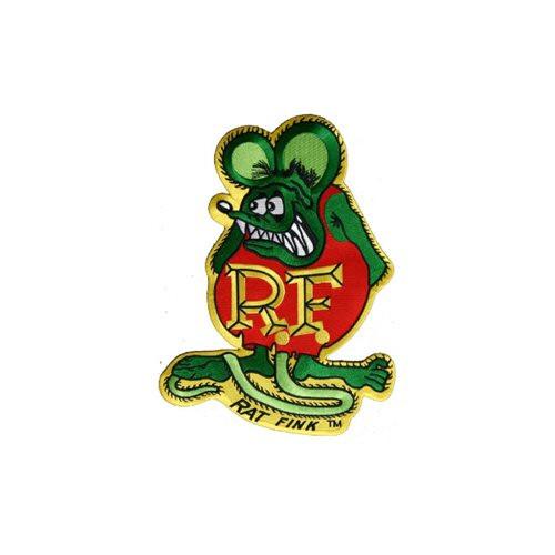 Rat Fink Patches