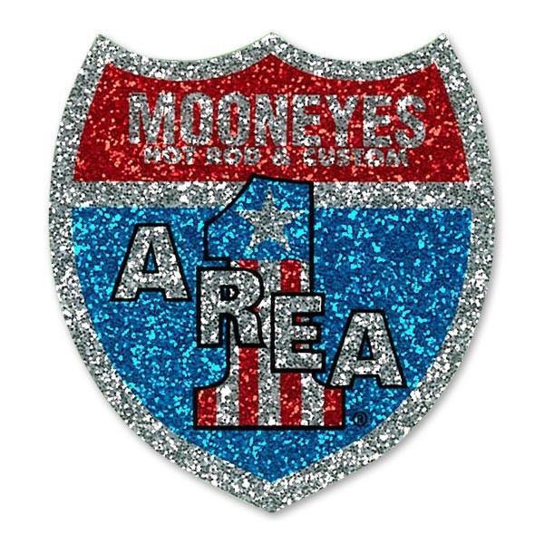 MOONEYES Area-1 Tricolor