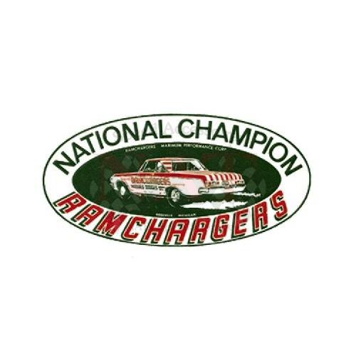 Aufkleber National Champion
