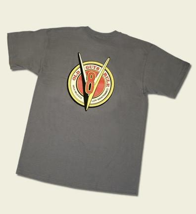 """Tshirt """"V8"""", Old Guys Rule, Gr. L"""