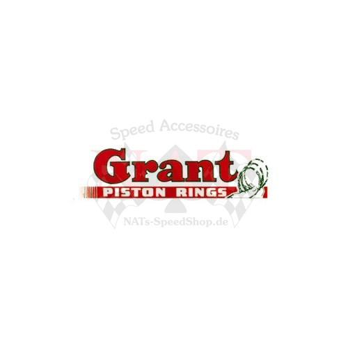 Aufkleber Grant Piston Rings ( Clear Sheet )
