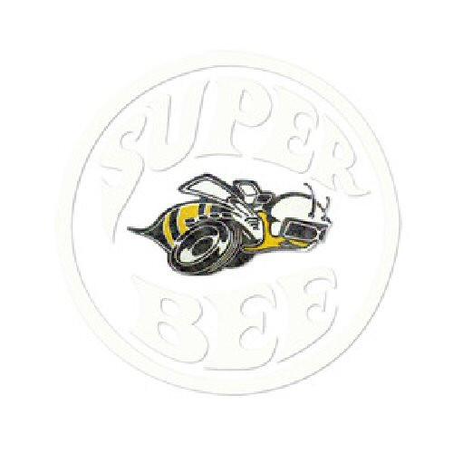 Dodge Super Bee Aufkleber, rund, rechts